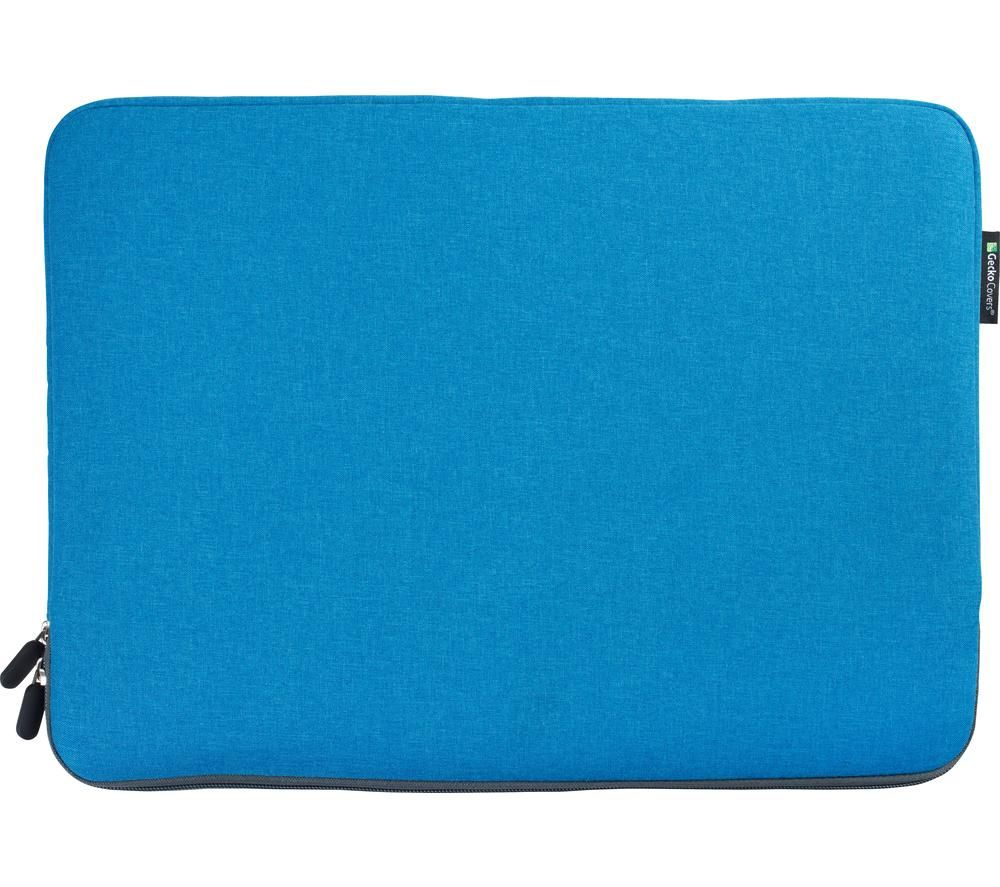 "GECKO COVERS Universal ZSL15C2 15"" Laptop Sleeve - Blue"