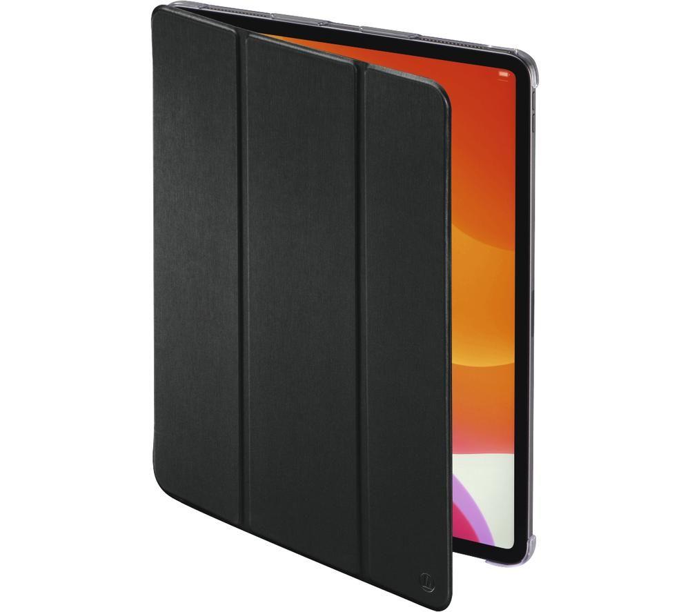 "HAMA Essential Fold Clear 12.9"" iPad Pro Case - Black"