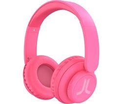 41420 Wireless Bluetooth Headphones - Neon Pink