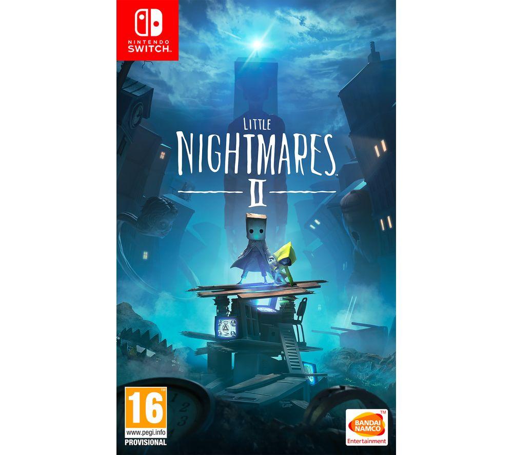 NINTENDO SWITCH Little Nightmares II: Day 1 Edition