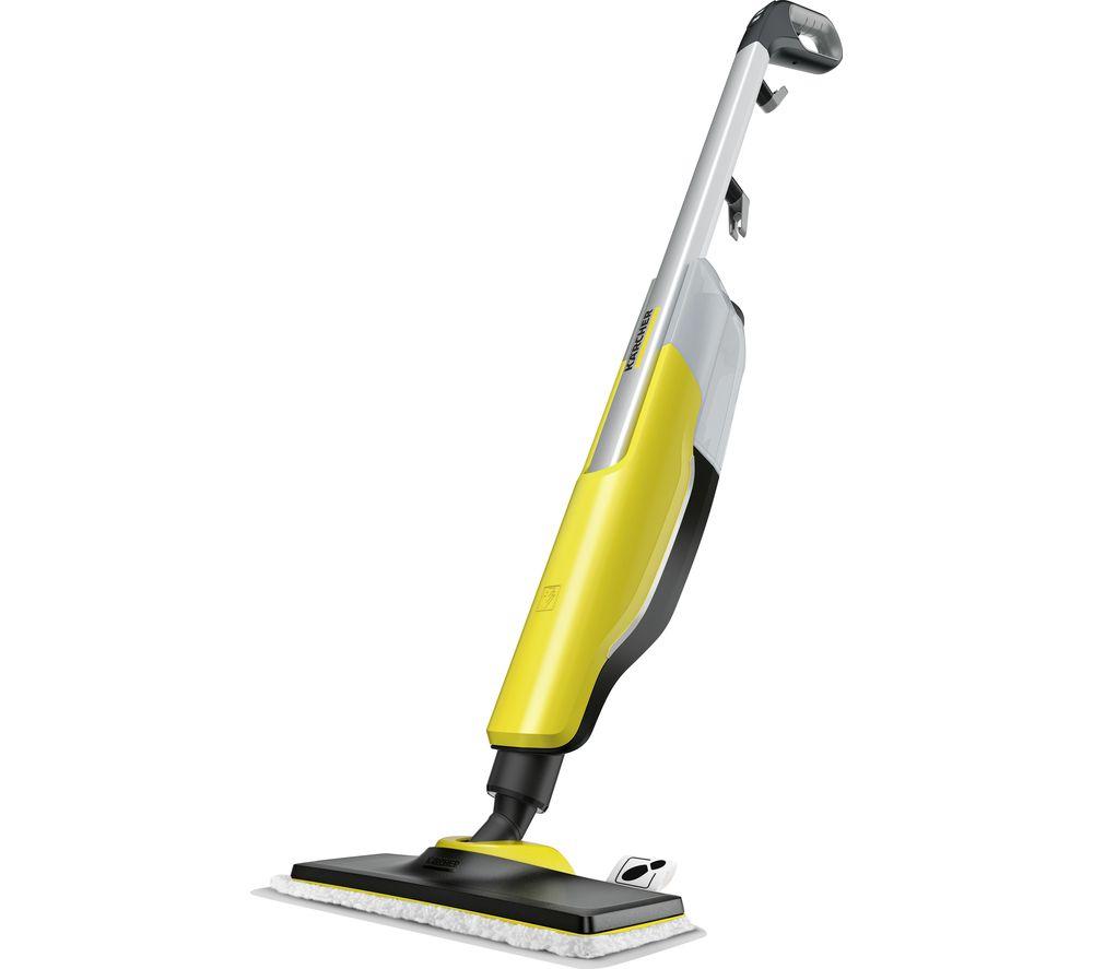 KARCHER SC 2 Upright EasyFix Steam Mop - Yellow