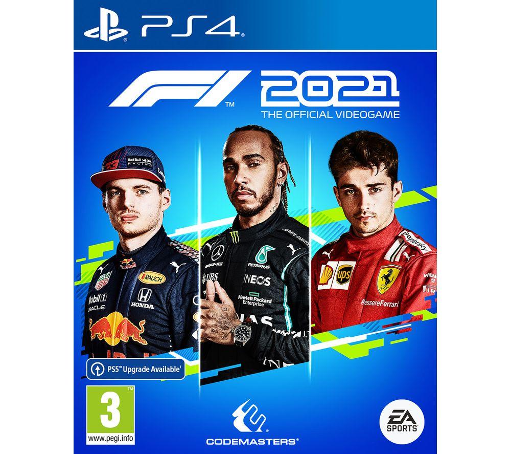 PLAYSTATION F1 2021