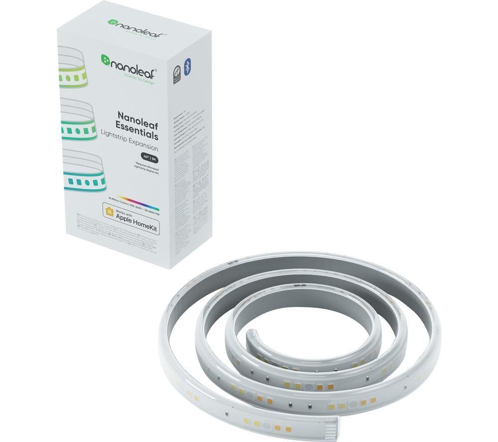 NANOLEAF NL55-0001LS-1M Essentials LED Light Strip Extension - 1 m