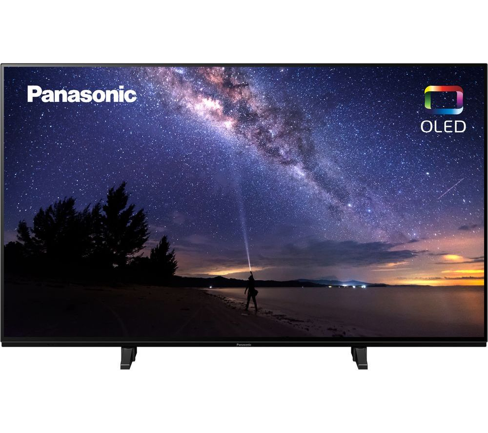 48″ PANASONIC TX-48JZ1000B  Smart 4K Ultra HD HDR OLED TV with Google Assistant & Amazon Alexa