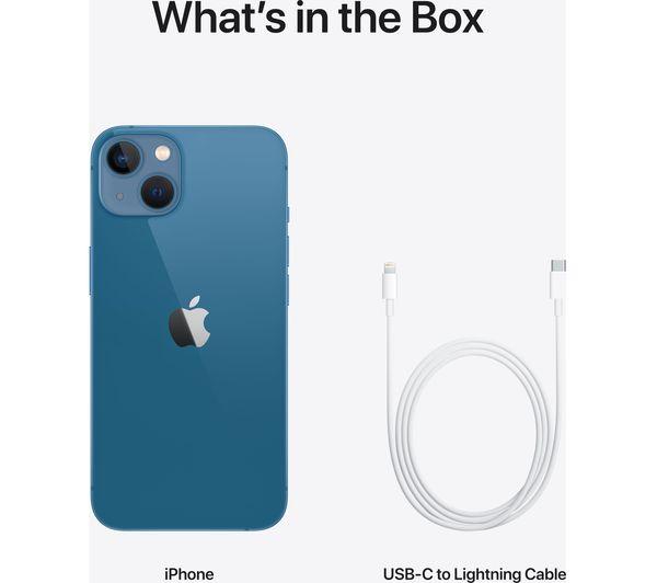 Apple iPhone 13 - 256 GB, Blue 8