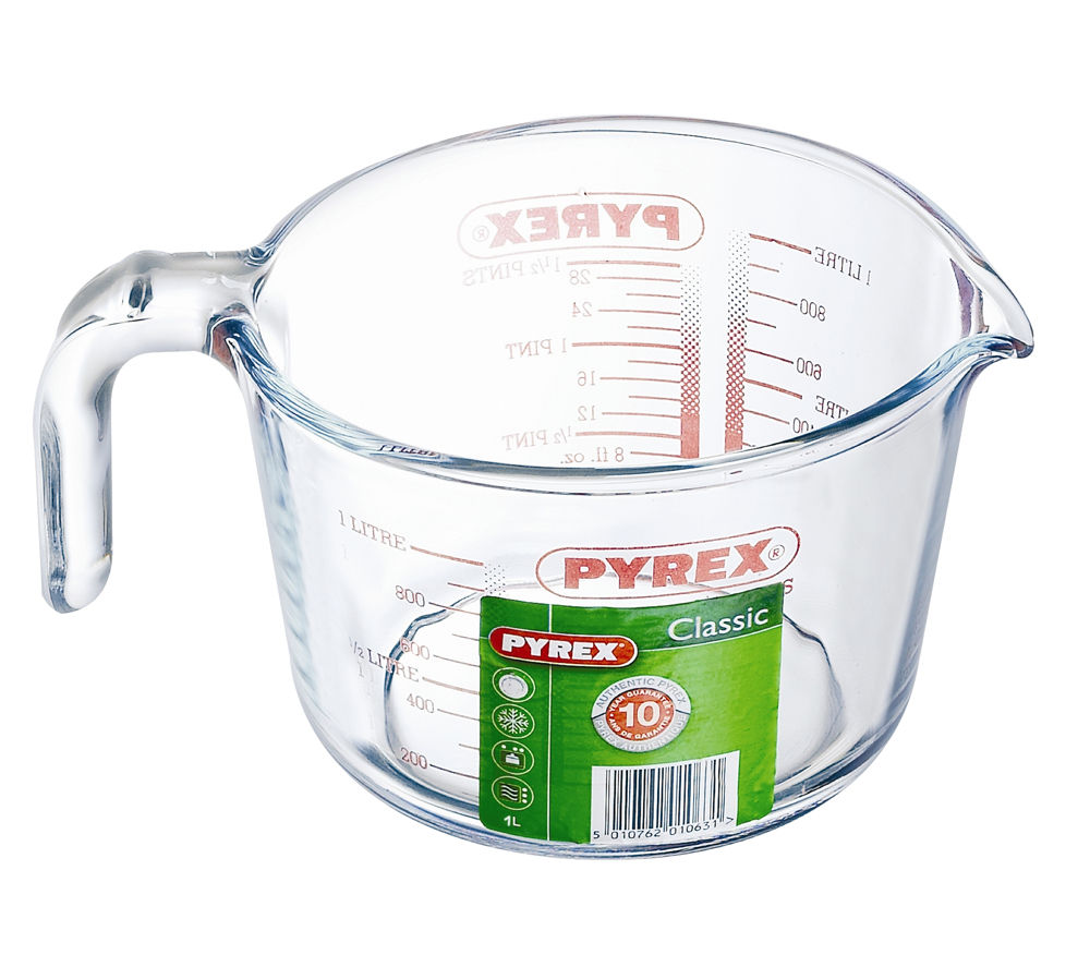 Compare retail prices of Pyrex 1-litre Measuring Jug to get the best deal online