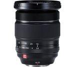 FUJIFILM Fujinon 16-55 mm f/2.8 R LM WR Zoom Lens - Black