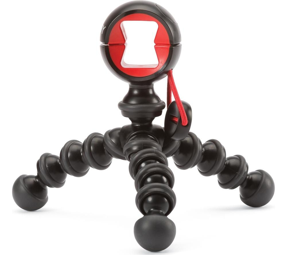 JOBY JB01279 MPod Mini Stand Gorillapod - Black & Red