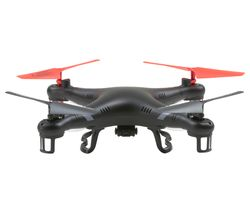 KAISER BAAS Alpha KBA15001 Drone with Controller - Black & Red