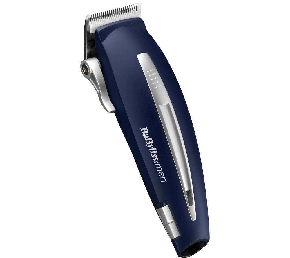 buy babyliss for men ceramic smooth cut hair clipper free delivery currys. Black Bedroom Furniture Sets. Home Design Ideas