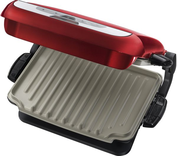 Buy george foreman evolve health grill red free delivery currys - George foreman evolve grill ...