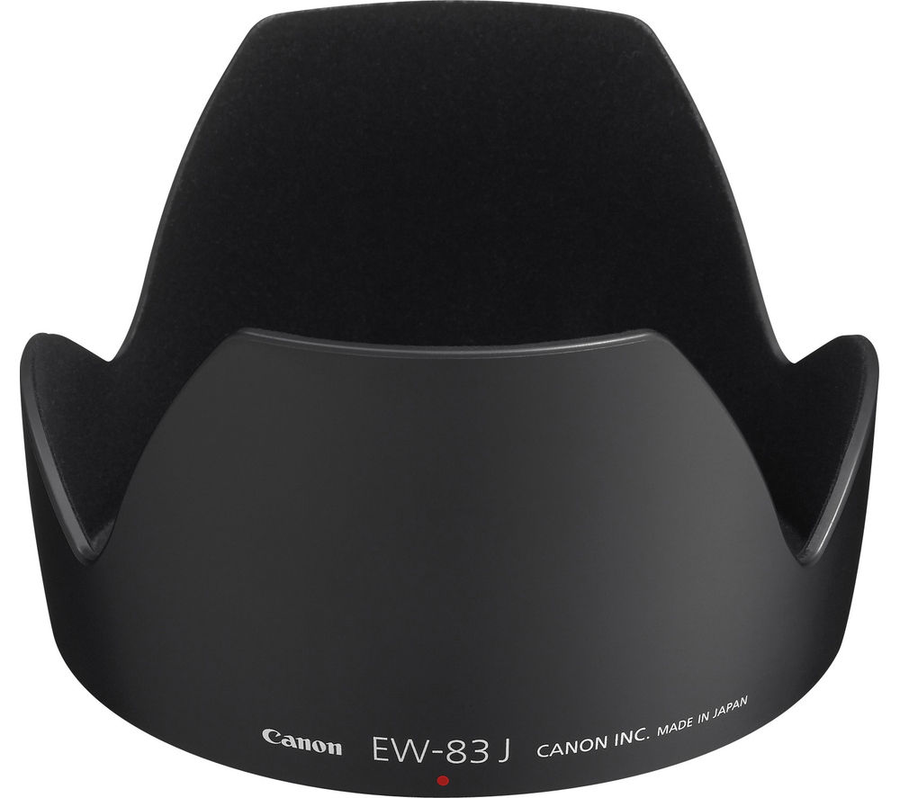 CANON EW-83J Lens Hood Review thumbnail
