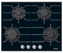 KM3010 Gas Hob - Black