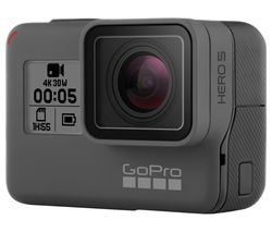 GOPRO HERO5 4K Ultra HD Action Camcorder - Black