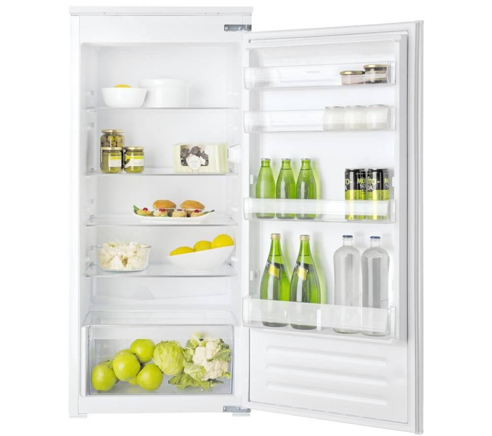 Compare prices for Hotpoint HS 12 A1D Integrated Tall Fridge