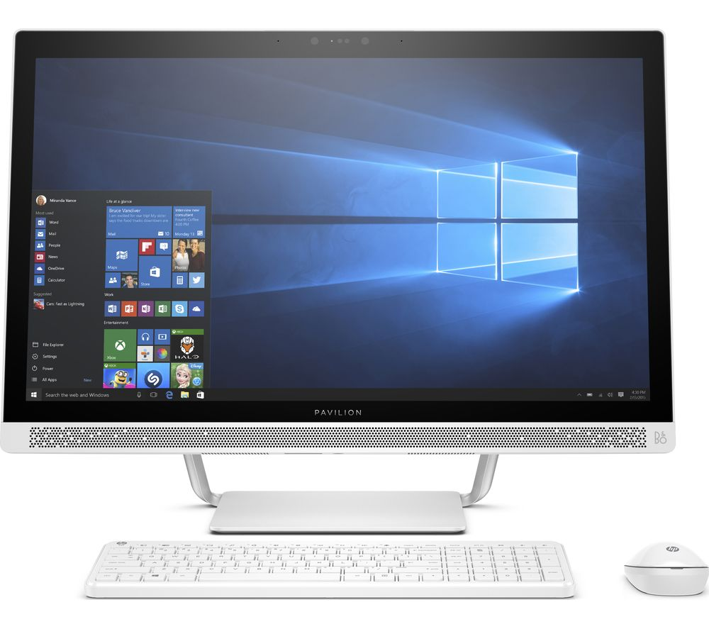 HP Pavilion 27-a207na All-in-One PC