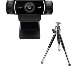 C922 Pro Stream Full HD Webcam