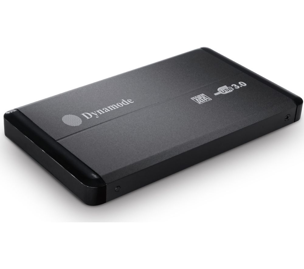 "DYNAMODE 2.5"" USB 3.0 SATA Hard Drive Enclosure"