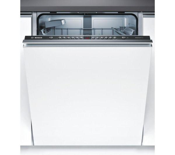 BOSCH Serie 4 SMV46GX00G Full-size Integrated Dishwasher