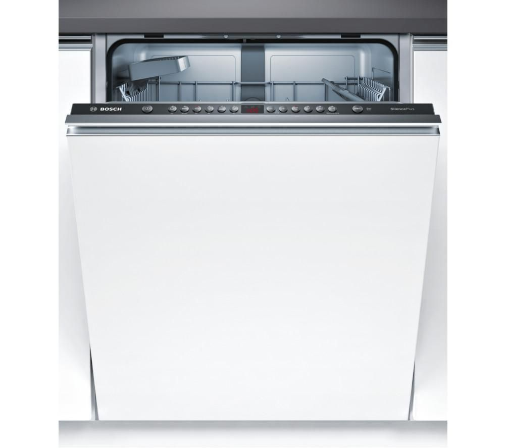 Image of BOSCH Serie 4 SMV46GX00G Full-size Integrated Dishwasher, Red