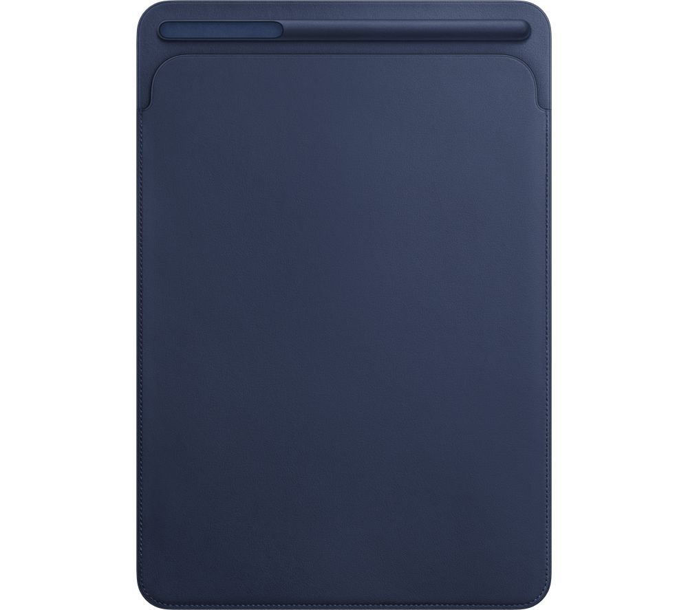 APPLE 10.5″ iPad Pro Leather Sleeve – Midnight Blue, Blue