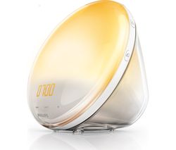 PHILIPS HF3531/01 Wake-up Light - White