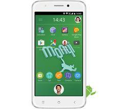 MONQI Kids Smartphone - 8 GB, White