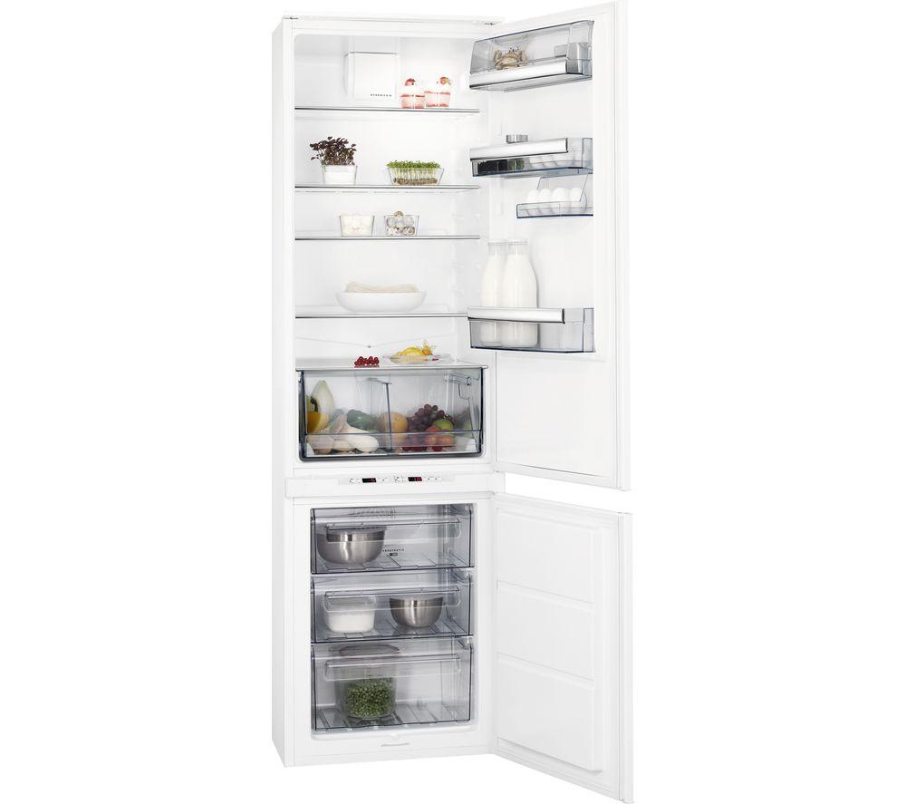 AEG SCE81911TS Integrated 70/30 Fridge Freezer