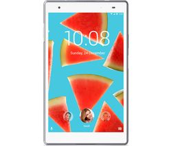 "LENOVO Tab 4 Plus 8"" Tablet - 16 GB, White"