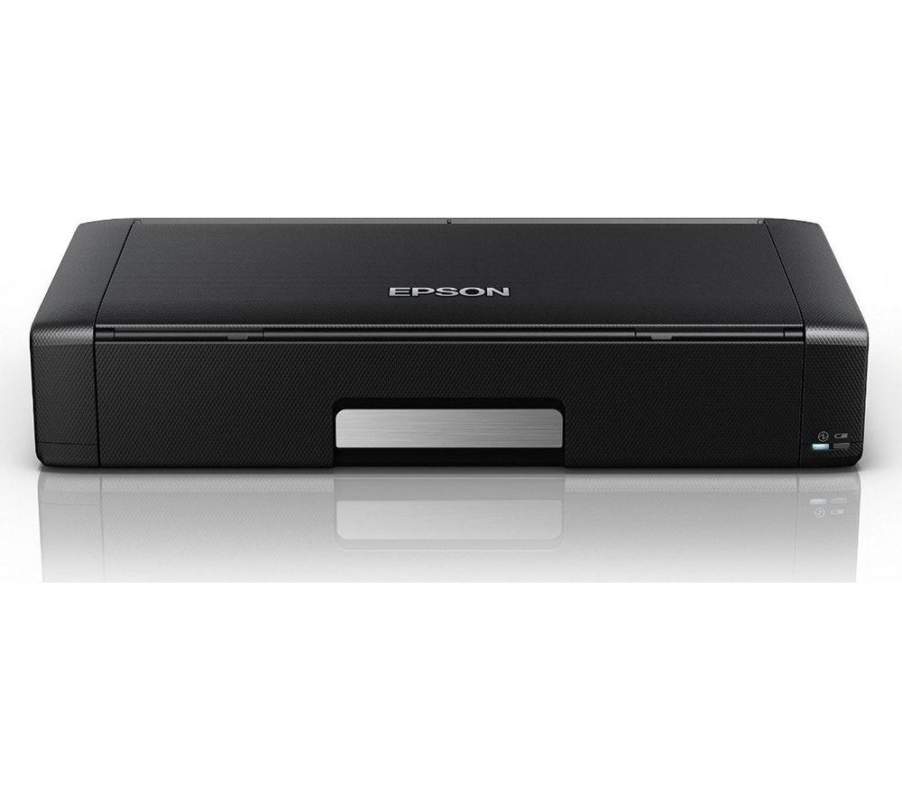 Buy EPSON WorkForce WF-100W Wireless Inkjet Portable ...