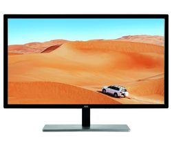 "AOC Q3279VWF Quad HD 31.5"" LED Monitor - Black"