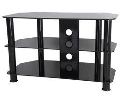 AVF SDC800CMBB 800 mm TV Stand - Black