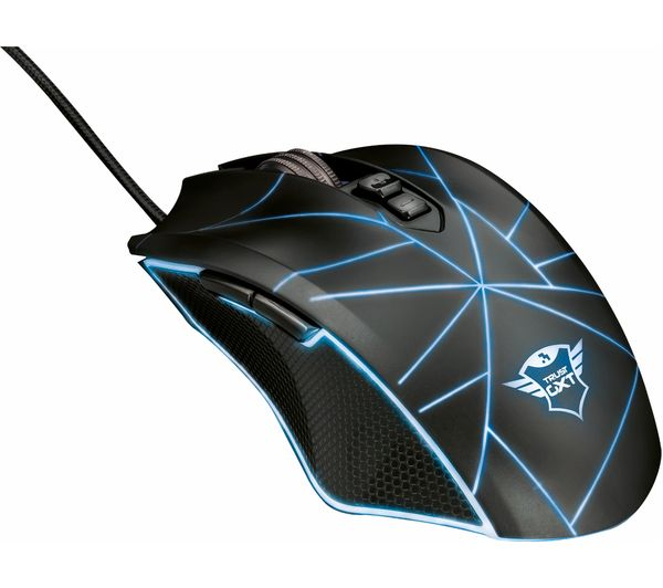 4746b46e78f An image of TRUST GXT 160 Ture Optical Gaming Mouse