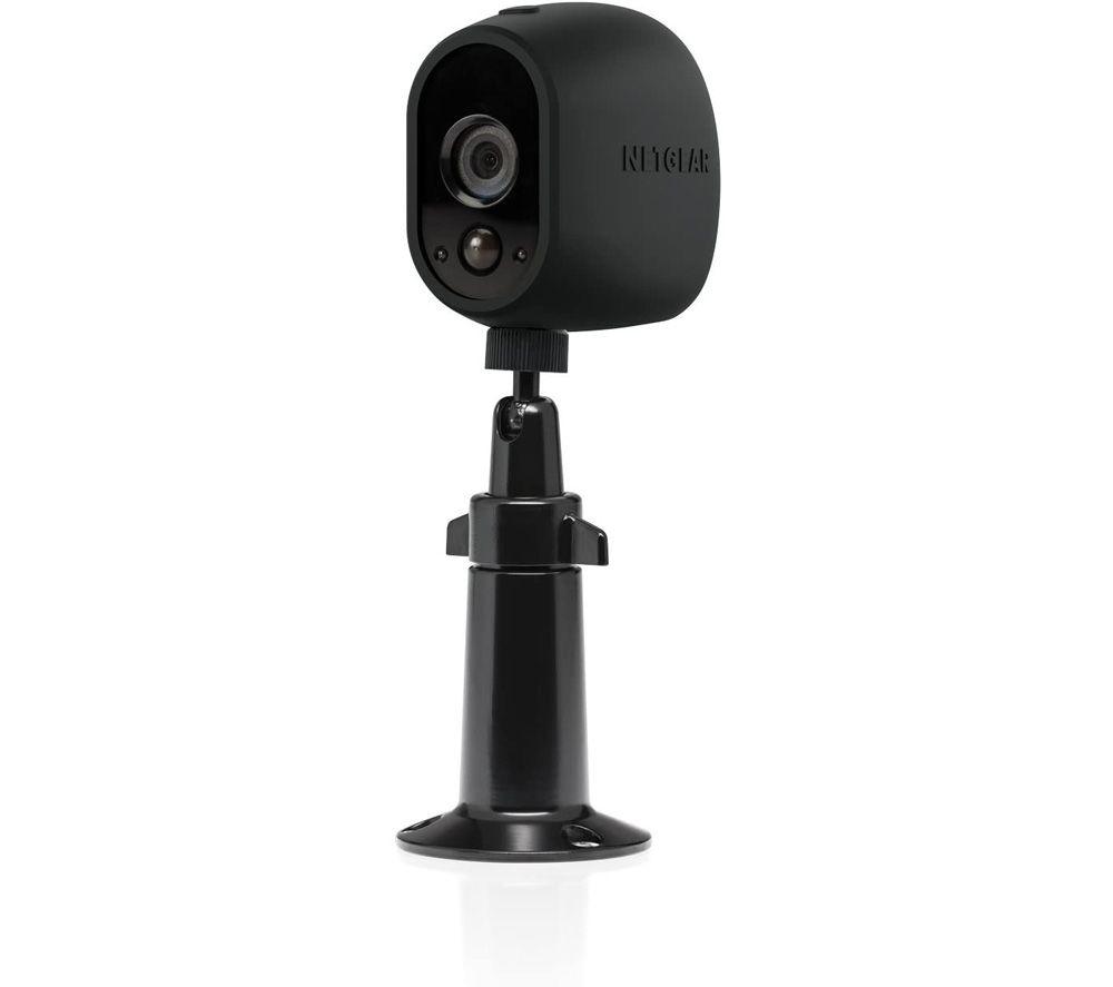 Image of ARLO VMA1000B Adjustable Indoor & Outdoor Security Camera Mount - Black, Black