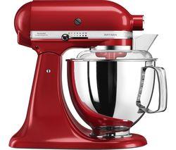 Artisan 5KSM175PSBER Stand Mixer - Empire Red