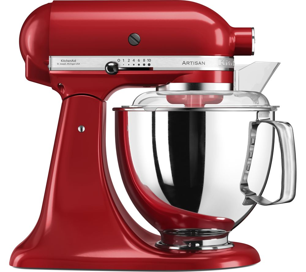 KITCHENAID Artisan 5KSM175PSBER Stand Mixer - Empire Red