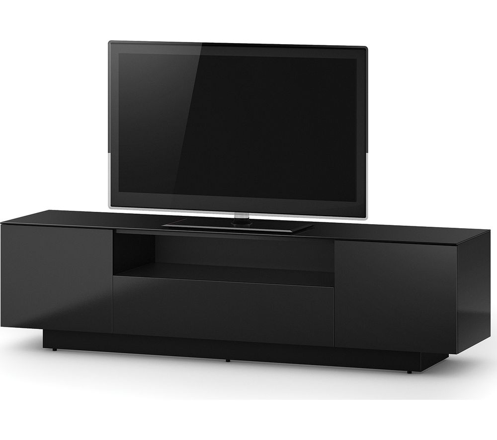 SONOROUS LBA1830-GBLK 1800 mm TV Stand - Black