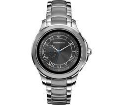 Image of EMPORIO ARMANI ART5010 Smartwatch - Silver