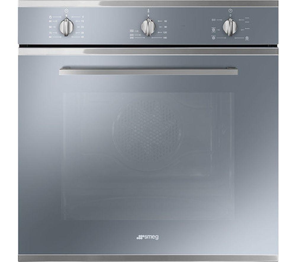 SMEG SF64M3VS Electric Oven - Silver