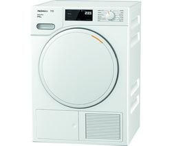 MIELE Active Plus TWE520WP 8 kg Heat Pump Tumble Dryer - White