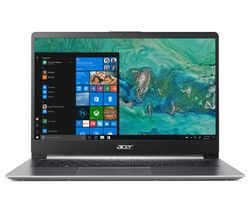 "ACER Swift 1 SF114-32 14"" Intel® Pentium™ Laptop - 128 GB SSD, Silver"