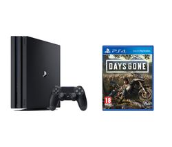 SONY PlayStation 4 Pro & Days Gone Bundle - 1 TB