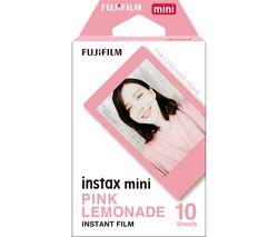 mini Film - 10 Shots, Pink Lemonade