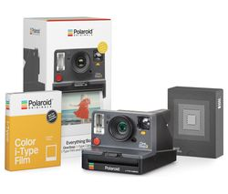 OneStep 2 Viewfinder Instant Camera Everything Box - Graphite