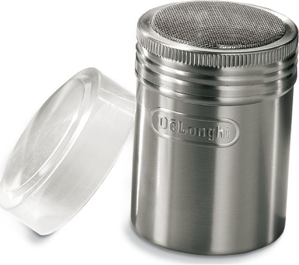 DELONGHI A1PX006 Chocolate Shaker - Silver
