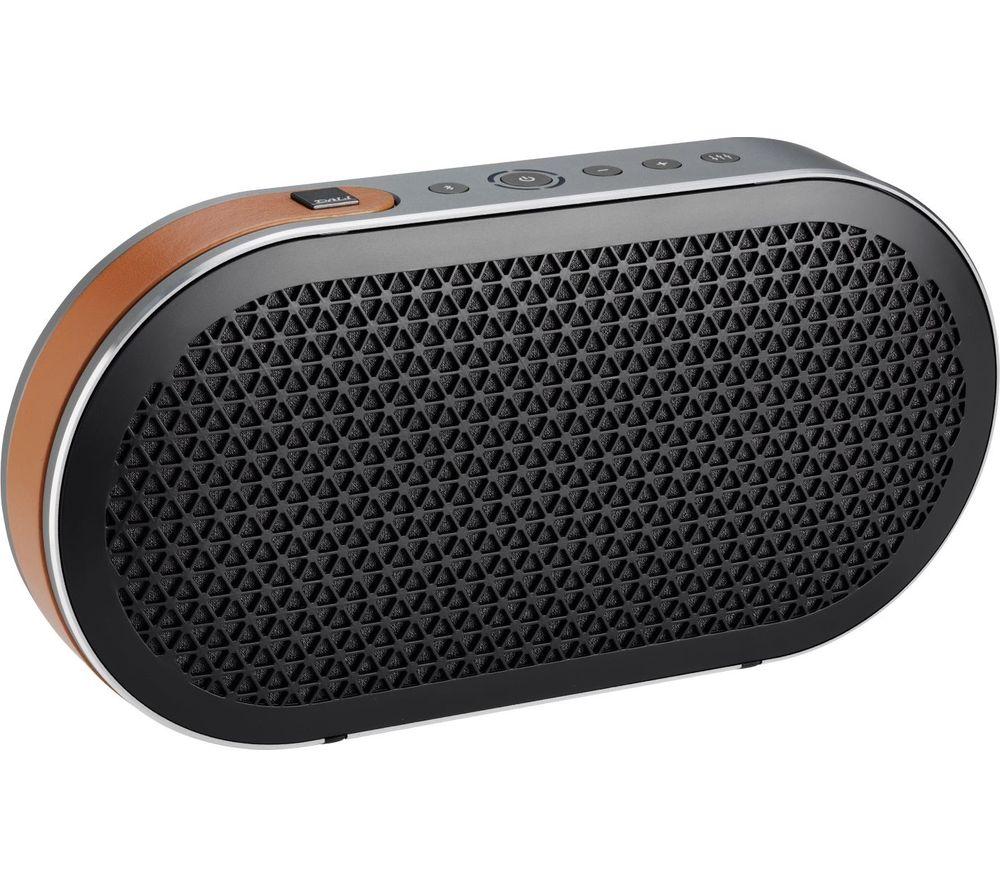 DALI Katch Portable Bluetooth Speaker - Black