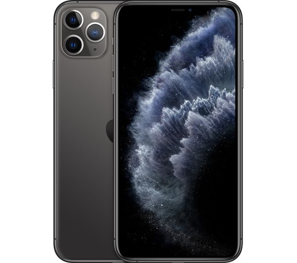 APPLE iPhone 11 Pro Max - 256 GB, Space Grey