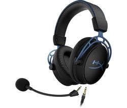 Cloud Alpha S 7.1 Gaming Headset - Black