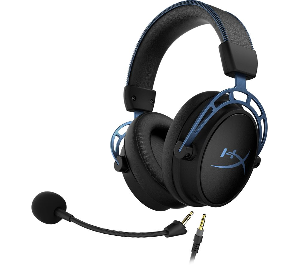 Image of Cloud Alpha S 7.1 Gaming Headset - Black, Black
