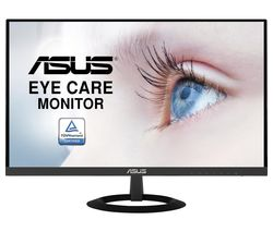 "ASUS VZ249HE Full HD 23.8"" Eye Care IPS Monitor - Black"